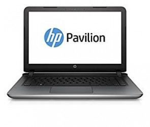 HP Pavilion Notebook 15-AB253CL i5 processor 6th Gen/12 GB/1TB HDD/6 GB Graphics/Win 10/HP Bag/ Touch Screen
