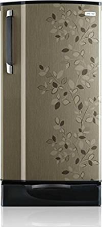 Godrej 221 L 5 Star Direct-Cool Single Door Refrigerator (RD Edge SX 221 CT 5.2, Carbon Leaf)