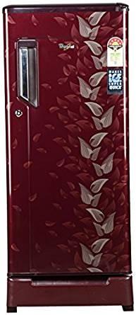 Whirlpool 190 L 5 Star Direct-Cool Single Door Refrigerator (205 IM Power cool ROY 5S Wine Fiesta, Wine Fiesta)