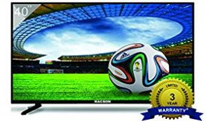 Nacson 101.6 cm (40 inches) NS4215 Full HD LED TV (Black)