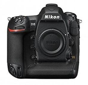 Nikon D5 20.8MP FX-Format Digital SLR Camera Body (CF Version)