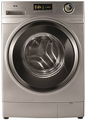 IFB Elite Plus SX Fully-automatic Front-loading Washing Machine (7.5 Kg, Silver)