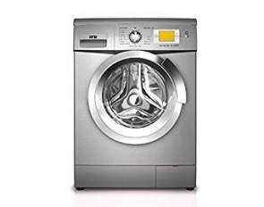 IFB Elite Aqua SXM Fully-automatic Front-loading Washing Machine (7 Kg, Metallic Silver)