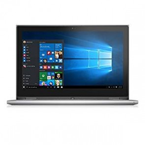 2016 Newest Dell Inspiron 13 7000 Series 13.3-inch IPS Touchscreen Flagship Premium Laptop, Intel Core i5-6200U, 4GB, 500GB HDD, HDMI, Win 10- Silver