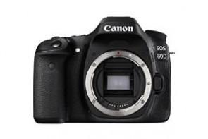 Canon EOS 80D 24.2MP Digital SLR Camera (Black) Body + 8GB Memory Card