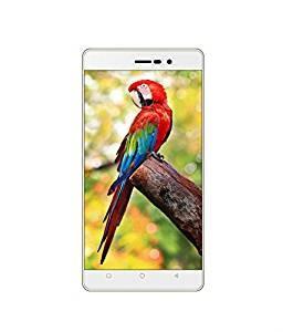 Karbonn Titanium S205 2GB 16GB White,GOLD 3G