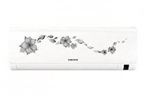 Samsung AR24KC3HATR Split AC (2 Ton, 3 Star Rating, Grey, Aluminium)