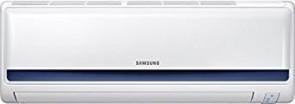 Samsung AR18KC3UDMC Split AC (1.5 Ton, 3 Star Rating, Blue Cosmo Strip, Aluminium)