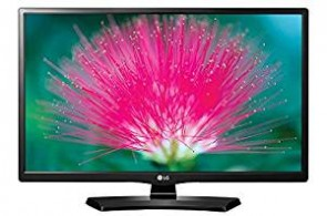 LG 22LH454A-PT 55 cm (22 inches) Full HD LED IPS TV (Black)
