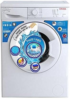 Onida 5.5 kg Fully-Automatic Front Loading Washing Machine (WOF5508NW, White)