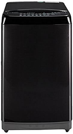 LG T8077TEELK Fully-automatic Top-loading Washing Machine (7 Kg, Black Knight)
