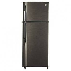 Godrej 240 L 2 Star Frost-Free Double Door Refrigerator (RT Eon 240 C 2.4, Silver Strokes)