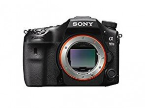 "Sony a99II 42.4MP Digital SLR Camera with 3"" LCD, Black (ILCA99M2)"