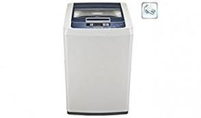 LG T7267 TDDLL Fully-automatic Top-loading Washing Machine (6.2 Kg, Cool Grey)