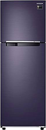 Samsung 275 L 3 Star Frost Free Refrigerator (RT30M3043UT, Pebble Blue)