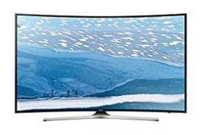 Samsung 101.6 cm (40 inches) Series 6 40KU6300 - SF 4K UHD LED Curved Smart TV (Black)