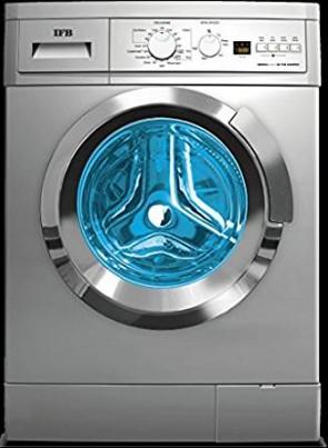 IFB Serena Aqua SX Fully-automatic Front-loading Washing Machine (7 Kg, White)
