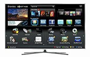 Bravieo 124.5 cm (49 inches) KlV-50J5500B Full HD LED TV