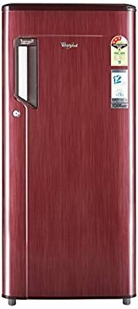 Whirlpool 200 L 3 Star Direct-Cool Single Door Refrigerator (215 IMPWCOOL PRM 3S WINE TITANIUM-E, Wine Titanium)