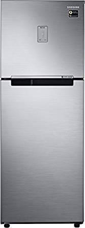 Samsung 253 L 4 Star Frost-free Double Door Refrigerator (RT28M3424S8/HL, Elegant Inox)
