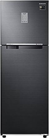 Samsung 321 L 3 Star Frost-free Double Door Refrigerator (RT34M3743BS/HL, Black Inox)