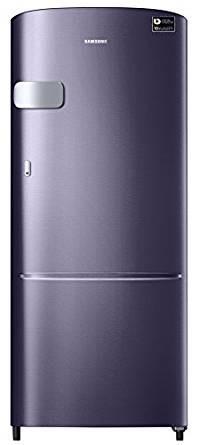 Samsung 192 L 5 Star Direct-cool Single Door Refrigerator (RR20M1Y2XUT/RR20M2Y2XUT, Pebble Blue)