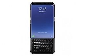 Samsung Galaxy S8+ Keyboard Cover , Black