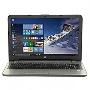 HP 15-ay130nr 15.6 Laptop Computer - Textured Linear Grooves with Horizontal Brushing in Turbo Silver; Intel Core i5-7200U Processor 2.5GHz; Microsoft Windows 10 Home; 8GB DDR4 SDRAM
