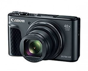 Black : Canon PowerShot SX730 HS (Black)