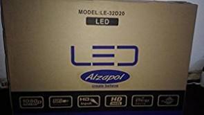 ALZAPOL 40 inches Full HD LED Television set (Black)