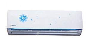 Koryo 1 Ton 5 Star Rated Split AC FSKSIAO1812A5S FS12 With Hidden Display(Floral)